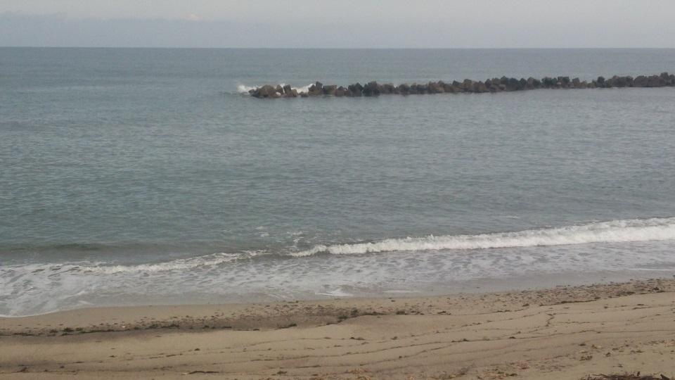 2015年9月3日の海