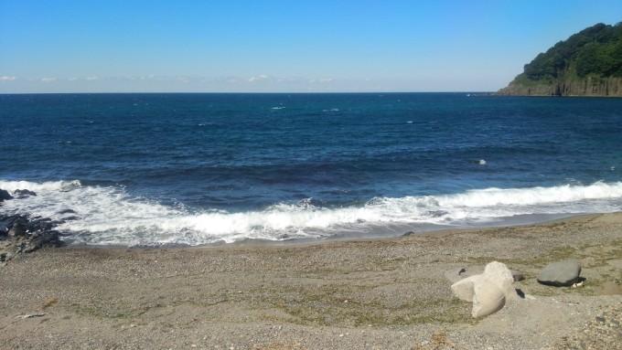 2015年9月15日の海