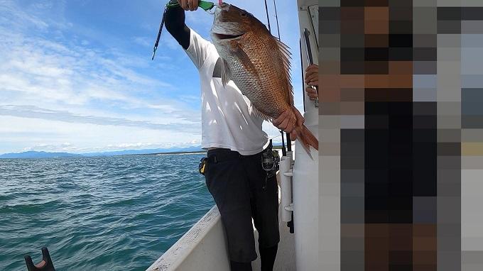 トムヤムクンさんが釣った大物